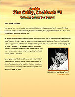 The Catty Cookie Cookbook #1