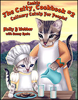 The Catty Cookie Cookbook #2