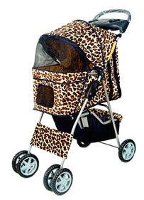 Deluxe Leopard Animal Safari Jungle Print 