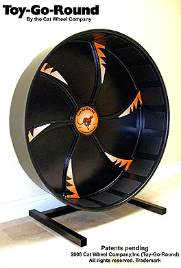 Simply the best made, best priced cat exercise