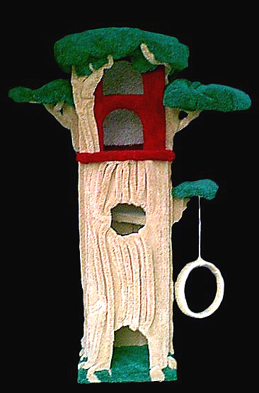 Welcome hdw for Interesting cat trees